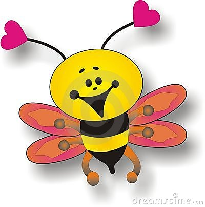 Free Bee Royalty Free Stock Photos - 300818