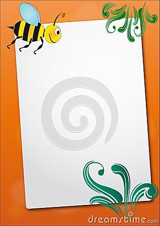 Bee sheet
