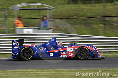 Beechdean Mansell Motorsport Editorial Stock Photo