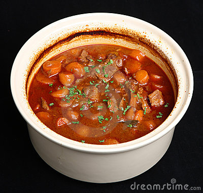 Beef Casserole with Vegetables