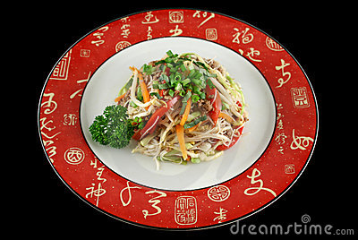 Beef Chow Mein 1