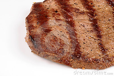 Beef close up
