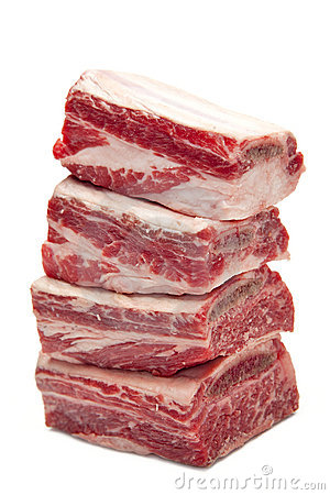 Beef Short Ribs Royalty Free Stock Photo - Image: 11322875