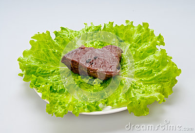 Beef stake