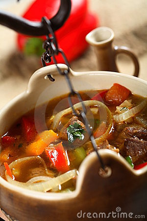 Free Beef Stew In The Pot Royalty Free Stock Image - 1939686