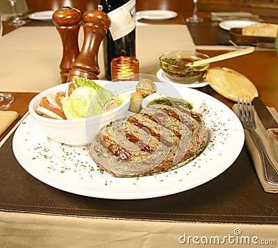 Beef tenderloin 2