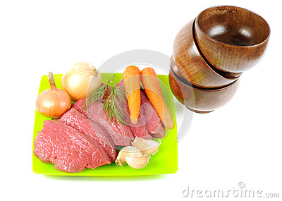 Beef with vegatables