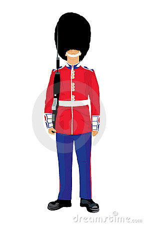 Free Beefeater Stock Photo - 6865810