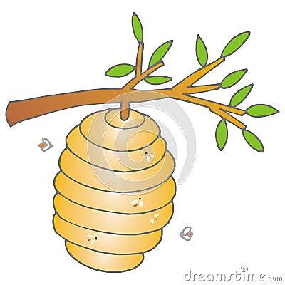 Free Beehive Stock Image - 2323231