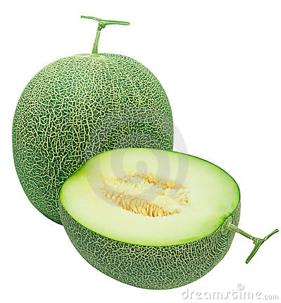 Beeld van het Fruit van de Meloen
