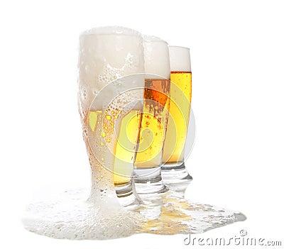 Beer abundance
