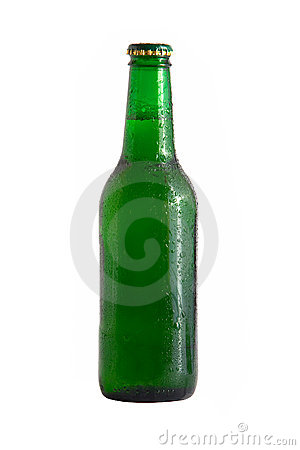 Free Beer Bottle 1 Stock Image - 769311