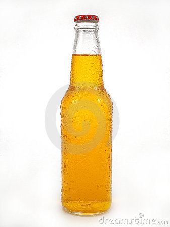 Free Beer Bottle Royalty Free Stock Photo - 1004365