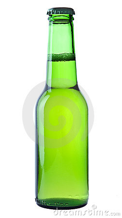 Free Beer Bottle Royalty Free Stock Image - 15046476