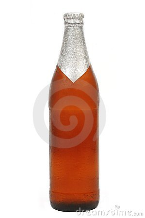 Free Beer Bottle Stock Photography - 23872772