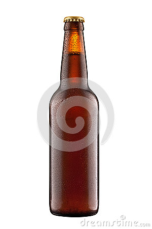 Free Beer Bottle Royalty Free Stock Photos - 29030238