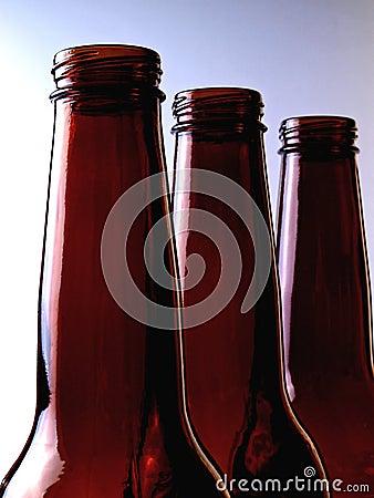 Beer Bottle Background