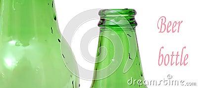 Beer bottle neck
