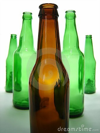 Free Beer Bottles Stock Photos - 2053853