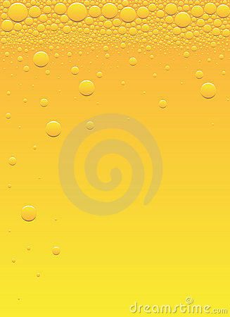 Free Beer Bubbles Royalty Free Stock Photos - 9523908
