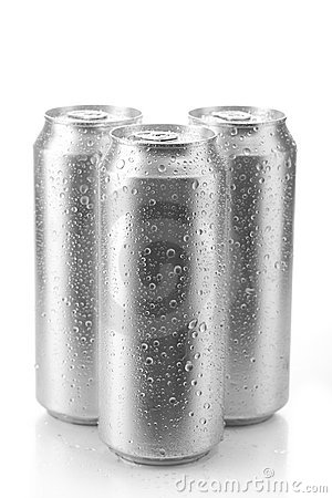 Free Beer Can Stock Photography - 23200472