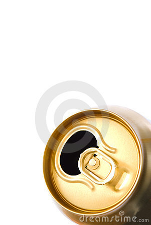 Free Beer Can Royalty Free Stock Photos - 6115368
