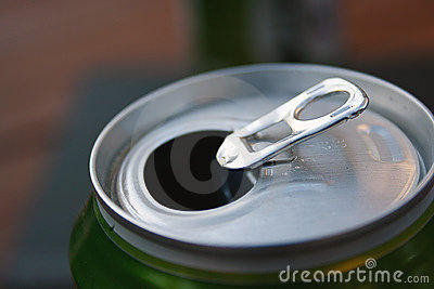 Beer Can Ring-Pull