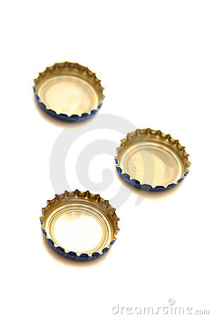 Free Beer Caps Royalty Free Stock Images - 19170639