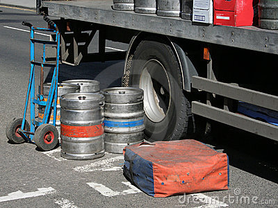 Beer delivery