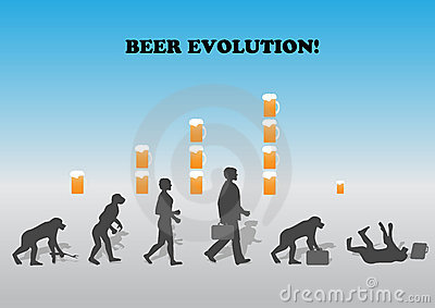 Beer evolution