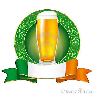 Free Beer Glass Royalty Free Stock Photos - 18126798