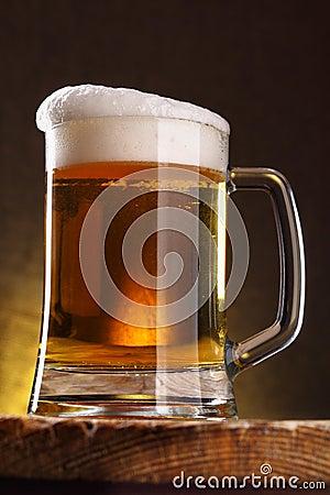 Free Beer Mug Royalty Free Stock Photos - 11064478
