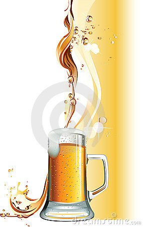 Free Beer Mug Royalty Free Stock Image - 12888146