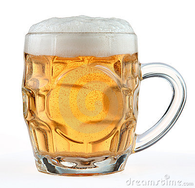 Free Beer Mug Stock Image - 13601761