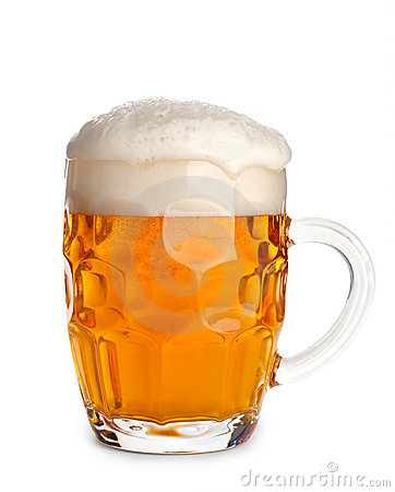 Free Beer Mug Royalty Free Stock Photos - 1807498