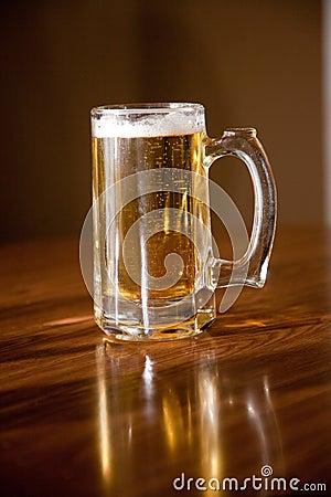 Beer & Mug