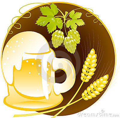 Beer of mug