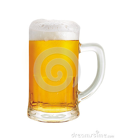 Free Beer Mug Stock Image - 41871681