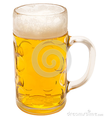 Free Beer Mug Royalty Free Stock Images - 44755239