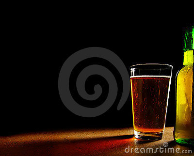 Beer pint
