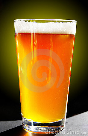 Free Beer Pint Stock Photography - 6188642
