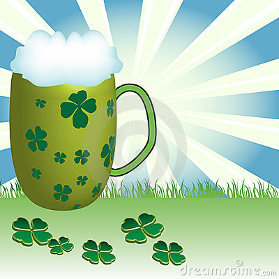 Beer for St. Patrick s Day