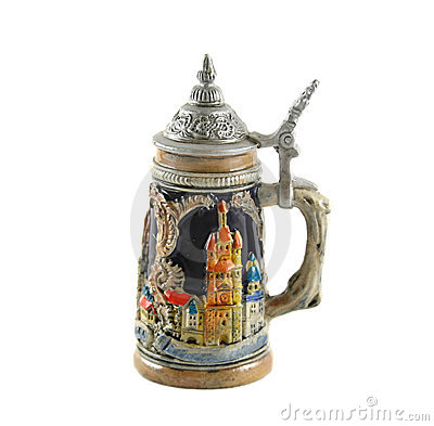 Free Beer Stein Stock Image - 4954511