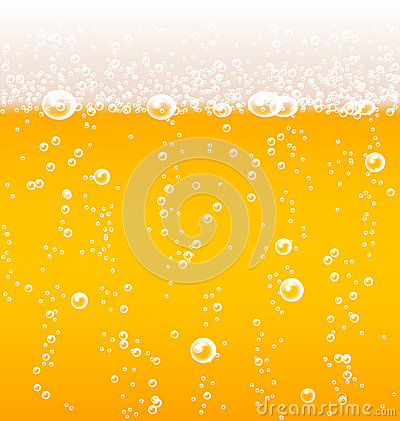 Free Beer Texture With Bubbles And Foam Stock Images - 54284634