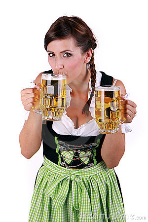 Free Beerfest Royalty Free Stock Photography - 6728207