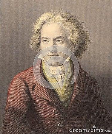 Free Beethoven Stock Image - 19442271