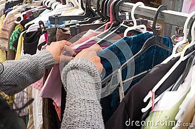 Begagnat shoppa