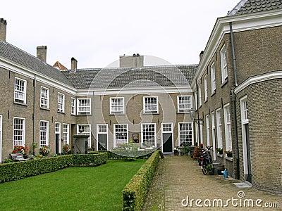 Begijnhof in Breda