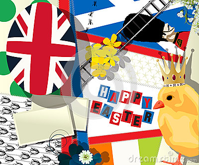 Brittisk påsk
