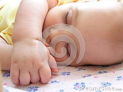 Behandla som ett barn sömn